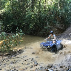 Kuranda Rainforest ATV Tour