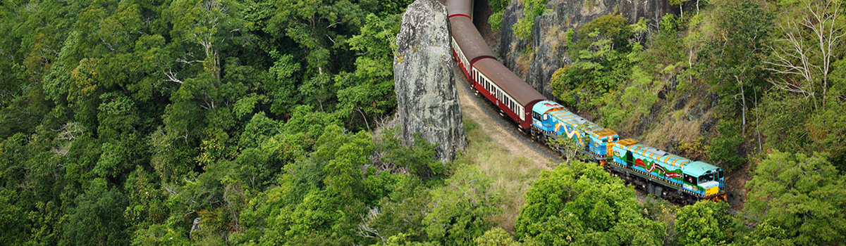 Kuranda Train and Scenic Railway