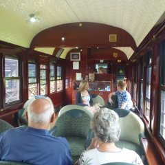 Kuranda Scenic Railway Best Value Gold Class Tour
