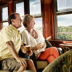 Kuranda Scenic Train Gold Class Option | Great Value Kuranda Day Tour | Ex Cairns