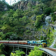 Kuranda Tours - Kuranda Train