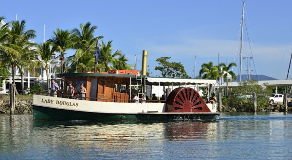MV-Ld Dglas 1.5 Hour River Cruise From Port Douglas