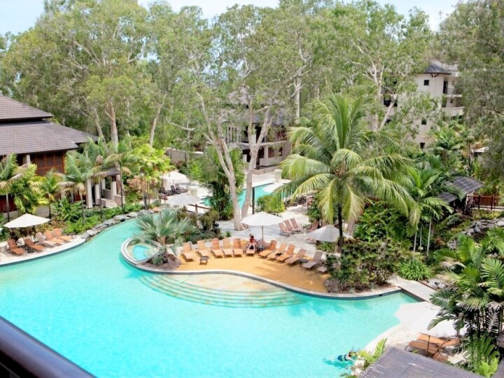 Lagoon Pool | Sea Temple Palm Cove Private Apartments
