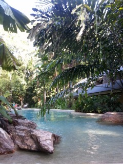 Lagoon Style Pool | Ferntree Rainforest Resort | Family Holidays In Tropical North Queensland