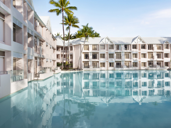 Lagoon Edge Rooms & Suites with Lagoon Swim Up Balcony  - Sheraton Mirage Resort Port Douglas