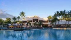 Enjoy a swim in the 2 hectares of Lagoon Swimming Pool - Sheraton Mirage Port Douglas Resort
