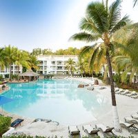Lagoon Swimming Pool - Peppers Beach Club & Spa Palm Cove Resort