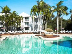 Lagoon Swimming Pool at Oaks Port Douglas Resort
