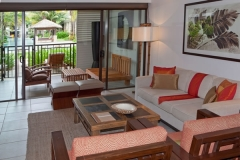 Swim out lagoon rooms Sea Temple Private Apartments - Port Douglas Accommodation