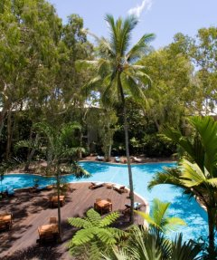 Large Swimming Pool - Imagine Drift Resort Palm Cove
