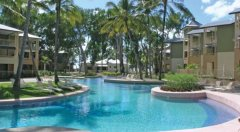 Large Swimming Pool & Children's Wading Pool - Amphora Private Apartments, Palm Cove