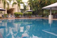 Large Swimming Pool at Cayman Villas Port Douglas