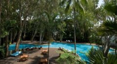 Large Swimming Pool with Spa & Kids Pool - Drift Private Apartments, Palm Cove