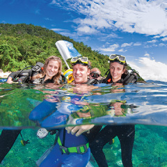 Learn To Dive On Fitzroy Island | 4 Day Open Water Dive Course