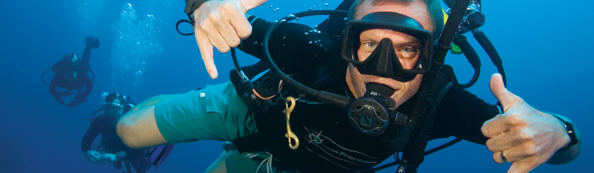 Cairns Learn to Dive on the Great Barrier Reef