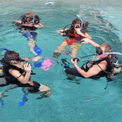 Learning to Scuba Dive Cairns