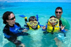 Learning to snorkel on the Great Barrier Reef