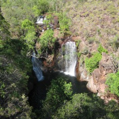 Litchfield National Park Waterfalls | Cairns to Darwin 8 Day 4WD Tour