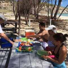 Lizard Island Picnic Lunch