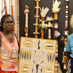 Local Elcho Island Artists | Cruise & Experience Aboriginal Culture
