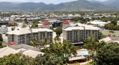 Located in the heart of Cairns - Novotel Oasis Resort is a great Holiday family resort
