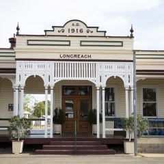Longreach Historic Buildings