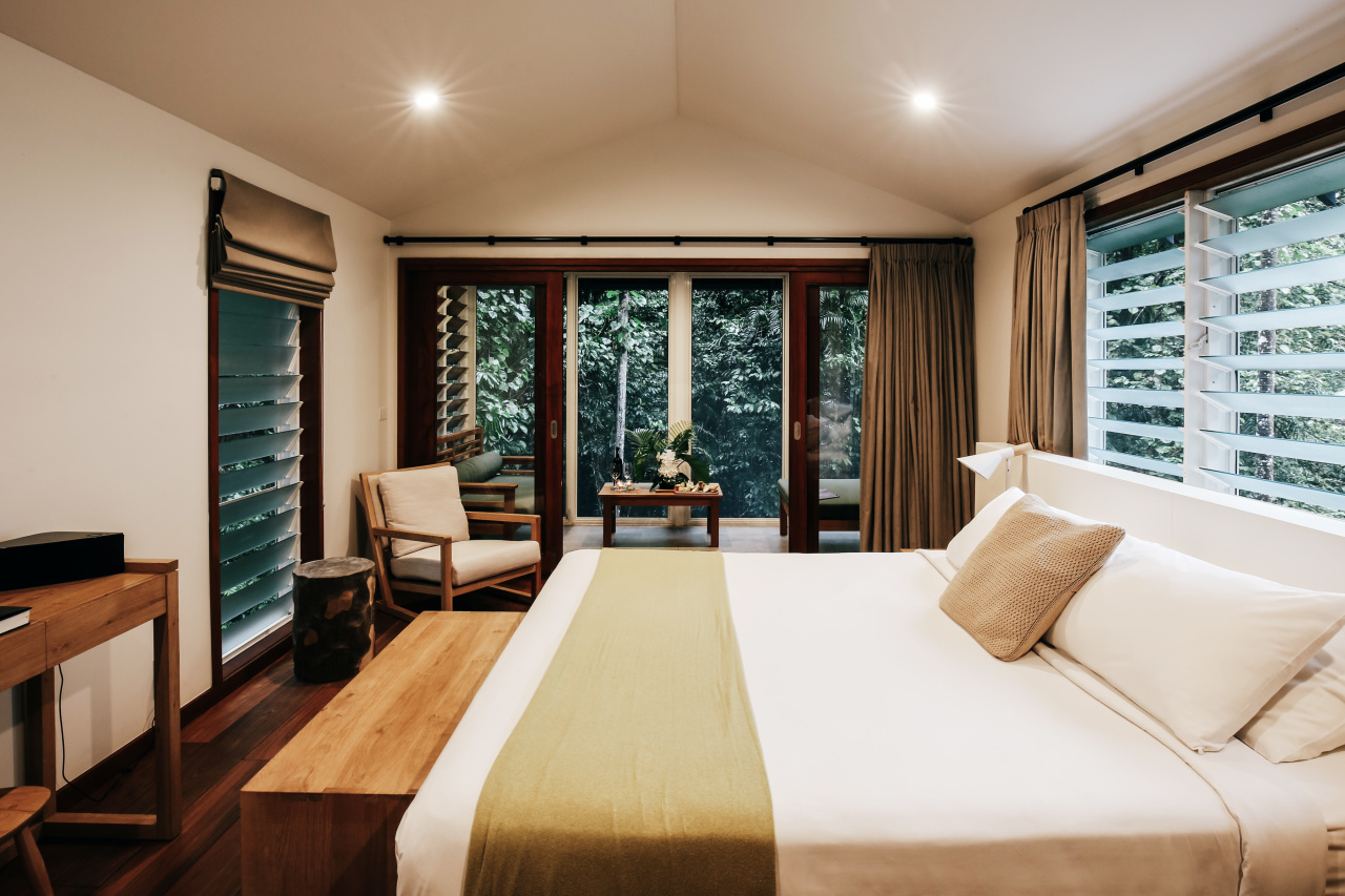 Daintree Luxury Accommodation Ecolodge Amp Spa Resort