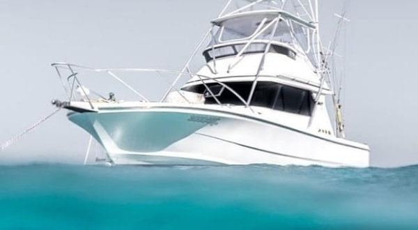 Luxury charter boat Cairns