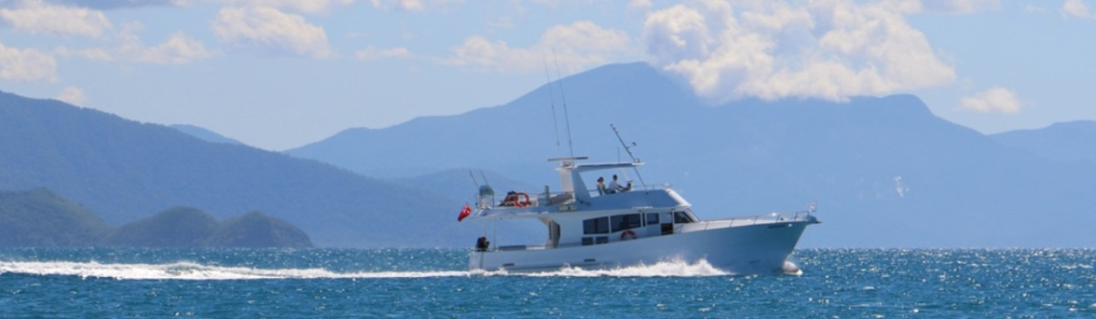 Port Douglas Luxury Charter Yacht