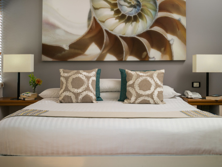 Luxury King Bedrooms - Alamanda Palm Cove Resort & Spa