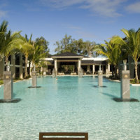 Luxury Lagoon Swimming Pool