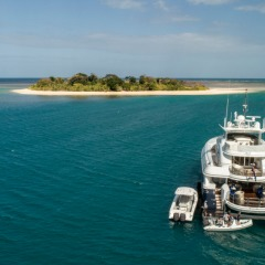 Luxury on the Great Barrier Reef