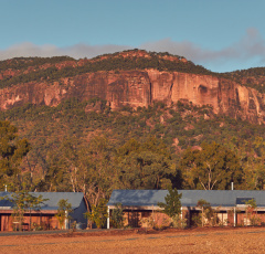Luxury Outback Queensland Accommodation | Mount Mulligan Lodge