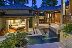 Luxury pool in your private Port Douglas Villa