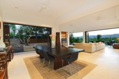 Luxury Port Douglas Holiday Home with open plan living.