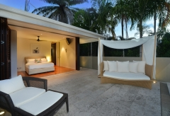 Port Douglas Beachfront Estate Port Douglas Holiday Home - Private balcony off each bedroom