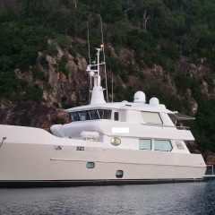 Luxury Private Charter Yacht Cairns | Cairns Tropical North Queensland