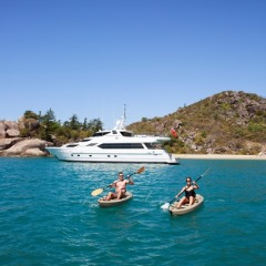 Private Charter Boat Port Douglas | Kayaks available