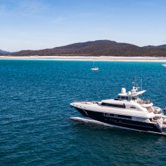 Cairns Luxury Private Charter Yacht | MY-SPI