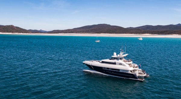 Luxury Private Charter Yacht | MY-SPI