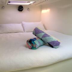 Luxury Yacht Charter Port Douglas - Double Cabin Accommodation
