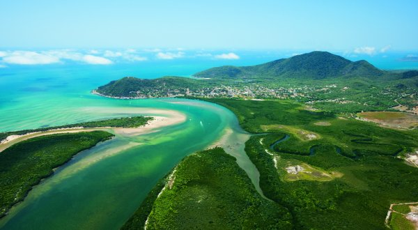 3 Day 2 Night Cooktown 4WD Adventure Aerial View Of Cooktown