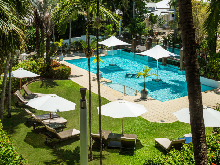 Main Resort Swimming Pool - Alamanda Palm Cove Resort & Spa
