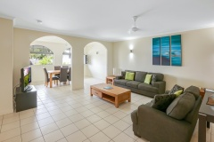Open Plan living and dining | Mango Lagoon Resort & Spa Palm Cove