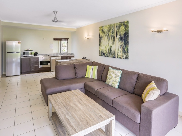 One and Two Bedroom Apartments great for family holidays | Mango Lagoon Resort & Spa Palm Cove