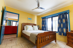 Master Bedroom - Clifton Beach House holiday home