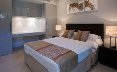 Master Bedroom - Luxury holiday Apartments Port Douglas