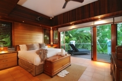 Master Bedroom with Views - Luxury Port Douglas Holiday Home
