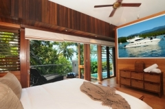 Master Bedroom with Views 2 - Luxury Port Douglas Holiday Home