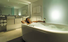 Master Ensuite with luxury Spa Bath - Luxury Resort Apartments Port Douglas Queensland Australia